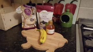 runhelenrun - Cheeky Monkey Chia Balls ingredients